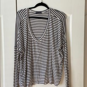 Loose lightweight long sleeve